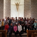Annual Women's retreat at San Alfonso Retreat House in Long Branch, NJ.