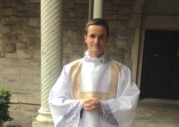 A NEW DEACON FOR SETON!