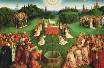 SETON SPRING STUDY 2019 The Lamb's Supper: The Mass as Heaven on Earth