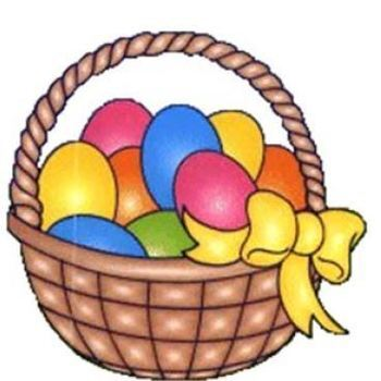 Easter Basket Collection at the Food Pantry