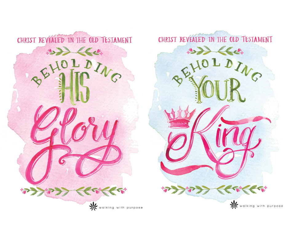 Beholding His GloryBeholding Your King