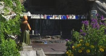 St. Lucy's grotto attracts international attention