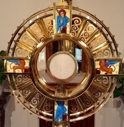 24 HR Eucharistic Adoration