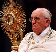 Eucharistic Adoration for the Upcoming Synod on the Family 2015