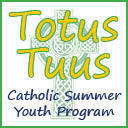 "Totus Tuus ""Totally Yours"" Children's Program coming in June!"