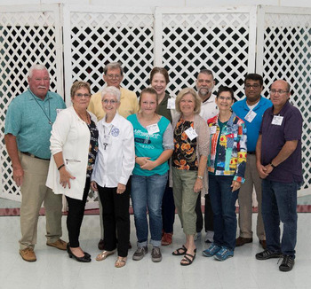 St. Vincent de Paul Members attend training