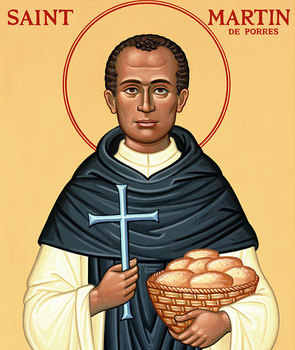 St. Martin de Porres Feast Day Celebration