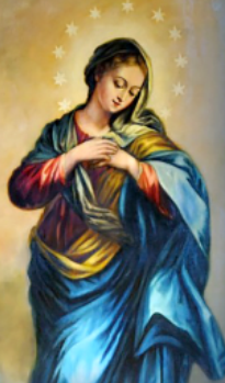Vigil of the Feast of the Immaculate Conception