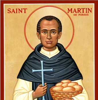 St. Martin de Porres Feast Day Mass and Celebration