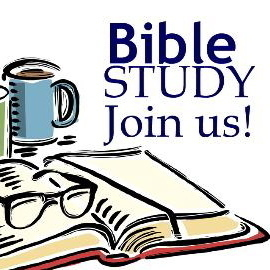 New Bible Study - Begins Tuesday, September 5