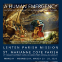 Lenten Mission: March 23-25