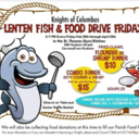 Knights of Columbus Lenten Fish Fridays