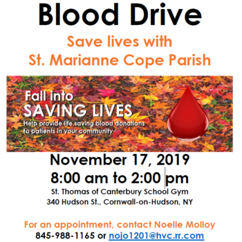 STAR Youth Group Blood Drive