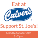Family Night at Culvers - October 30th