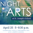Night of the Arts - April 25th