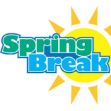 Spring Break - March 26 - April 2nd
