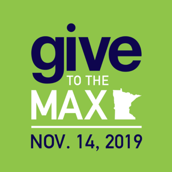 Give to the Max Day - Thank you!