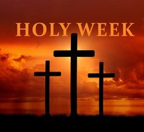 Holy Week Mass Schedule