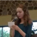 Students Speak at Masses