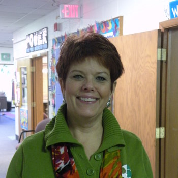 Mrs. Schneider receives CMH Award