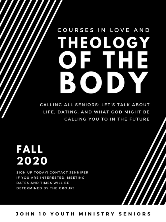 Courses in Love and Theology of the Body