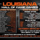 Louisiana Hall of Fame Games