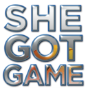 SHE GOT GAME - International Look
