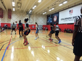 The 2016 USA Basketball Experience