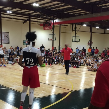 John Lucas Top 160 Camp
