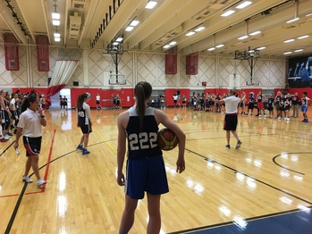 2017 U16 USA Basketball Trials