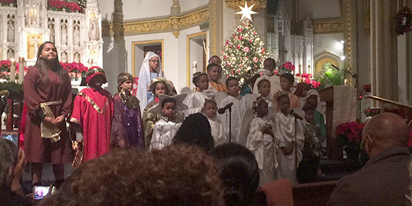 Christmas Play.Christmas Play 2018 St Augustine Catholic Church