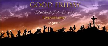 Stations of the Cross - Livestream