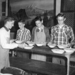 ARCHIVES: CHASERS, MEALS, AND STUDENT DINING ROOM SERVICE