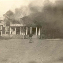 ARCHIVES: THE THIRD FIRE TAKES OUR AUDITORIUM IN 1928