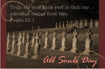 EVENTS: All Souls Prayer Service