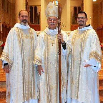 SUBIACO ABBEY NEWS: Diaconal Ordinations at the Abbey