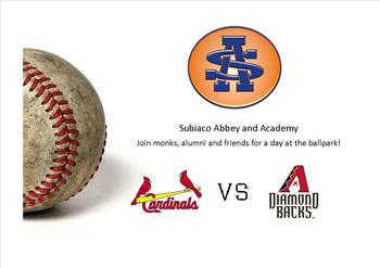 EVENT: ST. Louis Cardinals Baseball Game