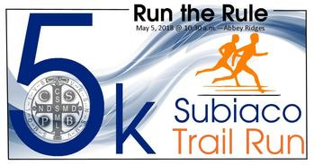 SUBIACO EVENT: Run the Rule 5K Trail Run