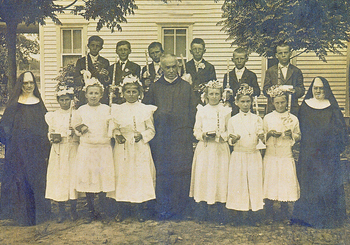 ARCHIVES: ST. BENEDICT PAROCHIAL SCHOOL 1878-1991
