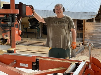 ARCHIVES: OUR LOGGING & SAWMILL OPERATIONS