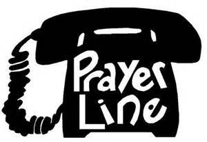 Prayer Line - St  Mary Catholic Church - Marne, MI