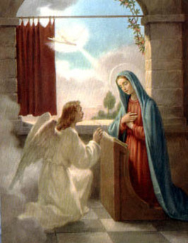 Feast of the Annunciation of the Lord