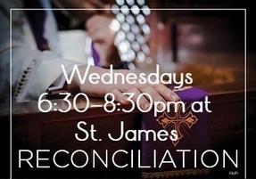 Confession at St. James
