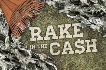 Rake in The Cash - $5,000 Drawing