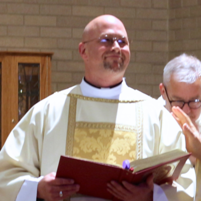 Rev. Deacon Dave Giangiordano