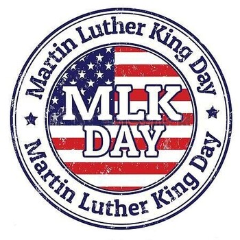 The Rev. Martin Luther King, Jr. Day