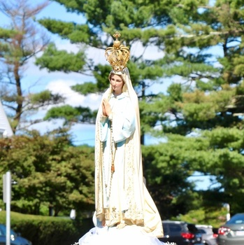 Celebration of Our Lady of Fatima-September 11th/12th at Immaculate Conception