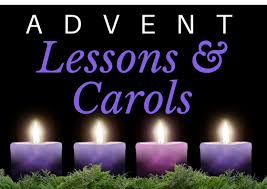 Lesson and Carols