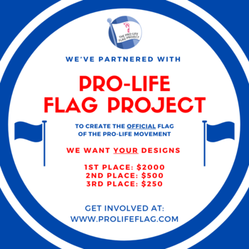 Pro-Life Flag Project!