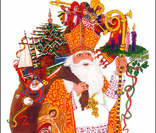 DECEMBER 6 - St. Nicholas Festival of Lessons and Carols at Cathedral